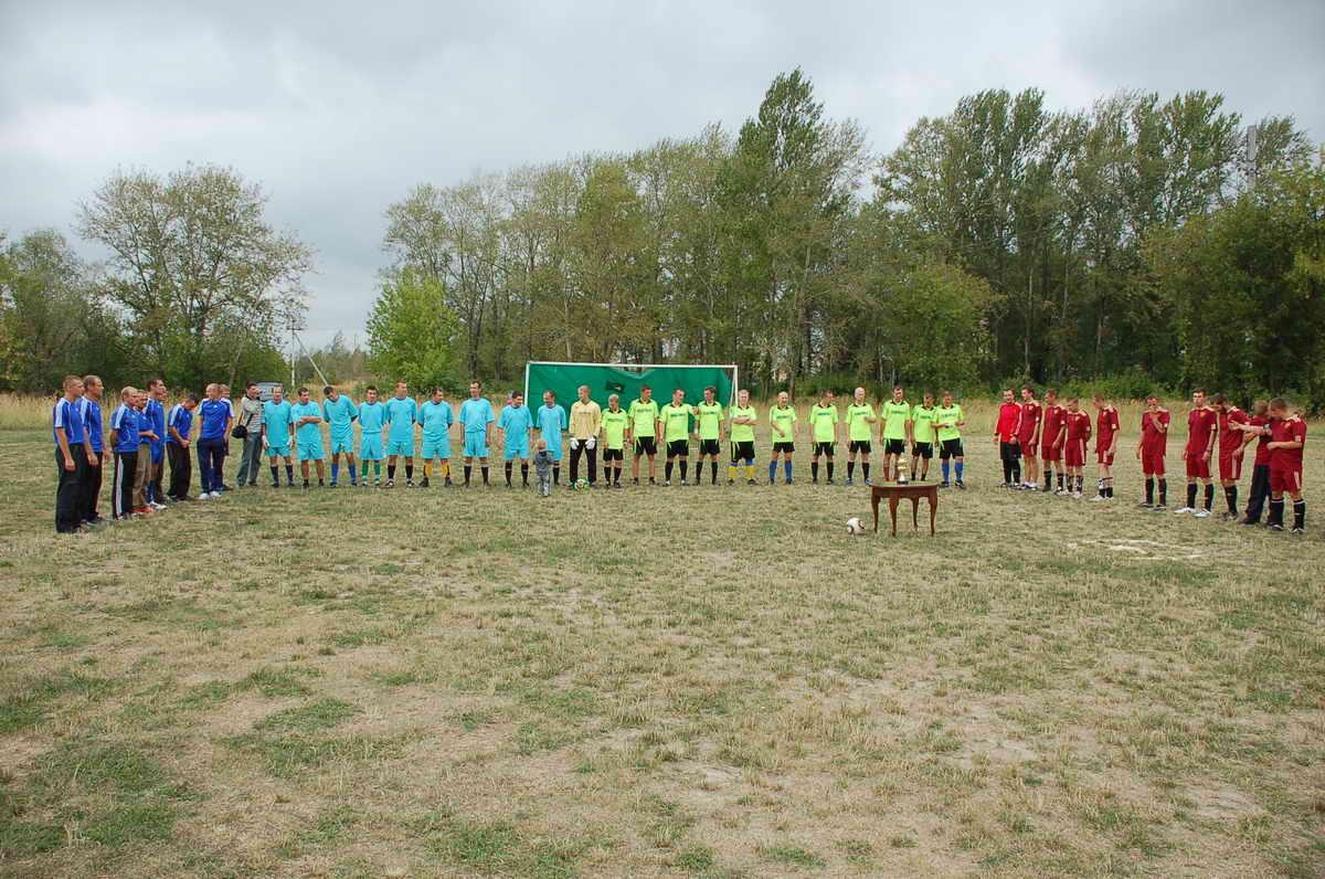 Страна Живых Слет Футбол 2010