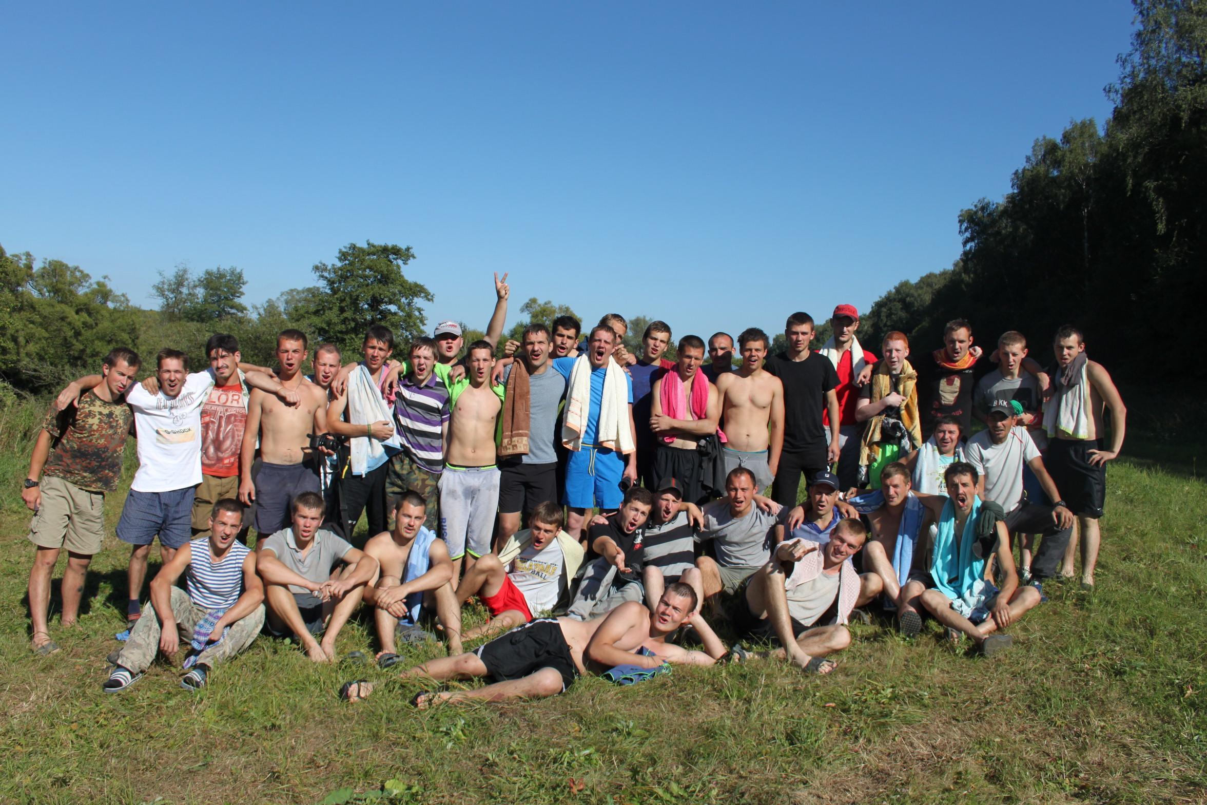 Выпускной в Подольском Доме программы реабилитации «Страна Живых»